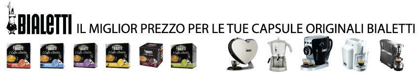 Capsule Bialetti Mokespresso