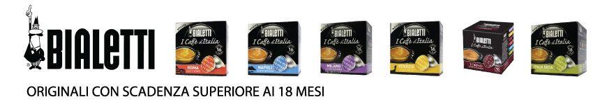 Capsule Bialetti Caffè d'Italia