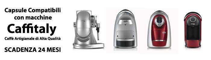 Macchine da Caffè Caffitaly Capsule Compatibili