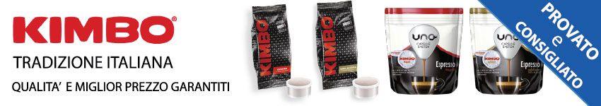 Torrefazione Caffè Kimbo Cialde e Capsule