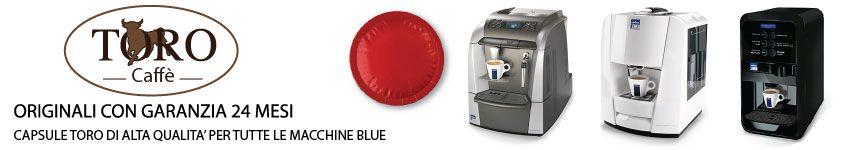 Capsule Lavazza Blue Compatibili Toro
