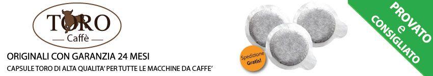 Cialde ESE Toro Caffè
