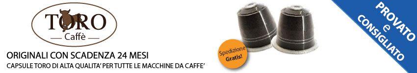 Offerte Capsule Nespresso