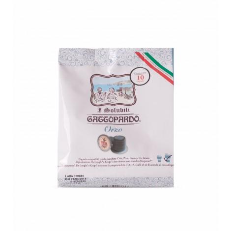 Capsule Nespresso compatibili ToDa Gattopardo di Orzo