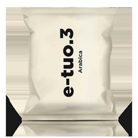 Capsule LUI Fior Fiore Coop Compatibili POP Caffè Cremoso .2 E-TUO