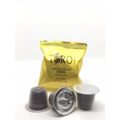 Capsule Compatibili Nespresso Toro Crema