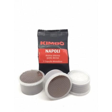 Offerta 400 Kimbo Espresso Napoletano in Capsule Lavazza Espresso Point