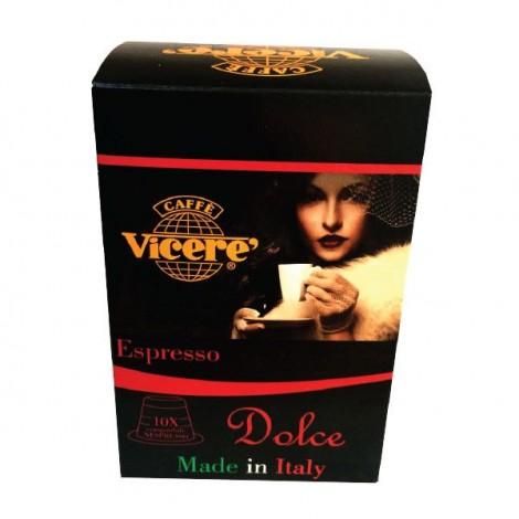 Capsule Nespresso Compatibili Vicerè Dolce