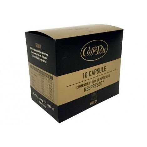 Offerta 200 Capsule Nespresso Compatibili Poli Arabica