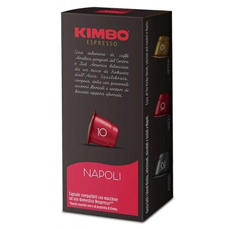 Capsule Nespresso compatibili Kimbo Napoli