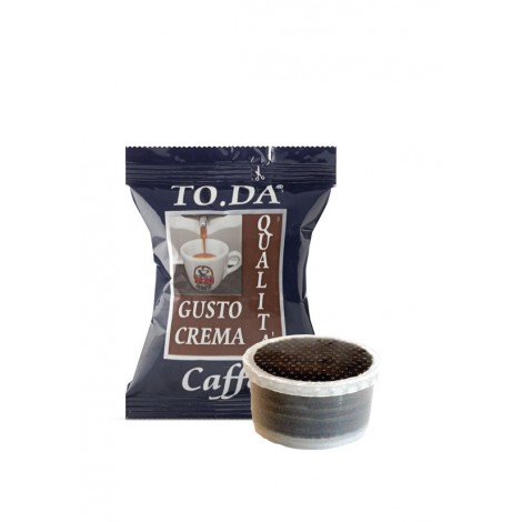 Capsule ToDa Espresso Point Crema