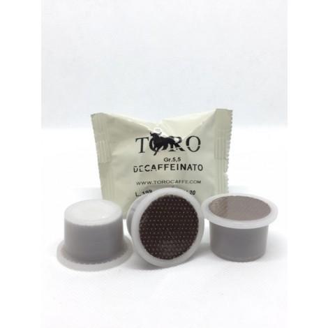 100 UNO Capsule System Compatibili Decaffeinato