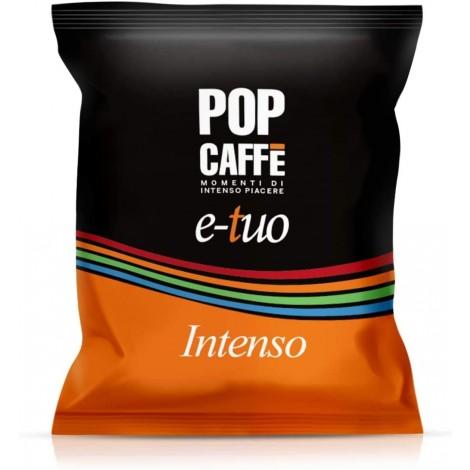 Capsule LUI Fior Fiore Coop vero aroma Compatibili POP Caffè Intenso .1 E-TUO