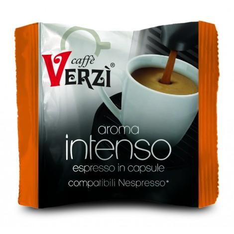 Capsule Nespresso compatibili Intenso Verzì