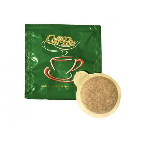 150 Cialde Poli Verde Caffè in Carta Filtro ESE