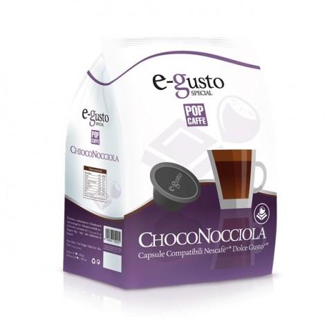 Capsule Dolce-Gusto Pop Caffè E-Gusto CiocoNocciola