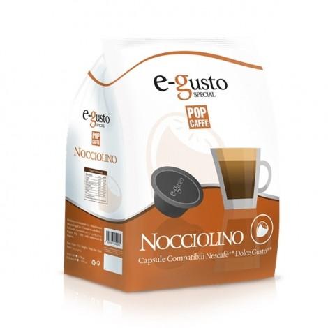 Capsule Dolce-Gusto Pop Caffè E-Gusto Nocciolino