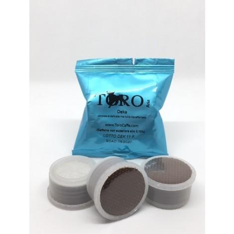 Capsule Lavazza Espresso Point Compatibili Toro Decaffeinato