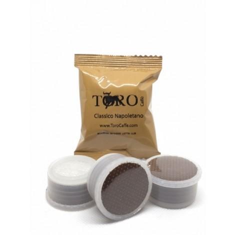 Capsule Compatibili Lavazza Espresso Point Toro Classico Napoletano