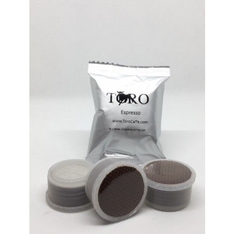 Capsule Compatibili Lavazza Espresso Point Toro Espresso
