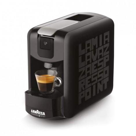 Macchina da caffè Lavazza EP Mini per Capsule Espresso Point Nera