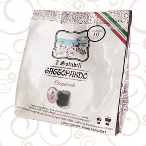 Capsule Nespresso compatibili ToDa Gattopardo di Capciock