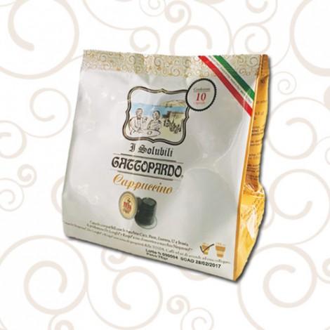 Capsule Nespresso compatibili ToDa Gattopardo di Cappuccino