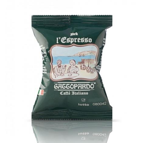 Capsule Nespresso compatibili ToDa Gattopardo Dek