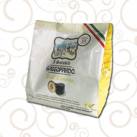 Capsule Nespresso compatibili ToDa Gattopardo The al Limone