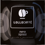 Cialde Lollo Caffè Nera 38 mm