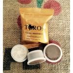Capsule Lavazza Espresso Point Compatibili Toro Classico Napoletano