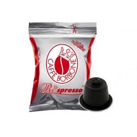 Capsule Nespresso Compatibili Borbone Respresso Red Rossa