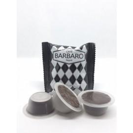 100 Capsule Bialetti Compatibili Caffè d'Italia Barbaro Nera Corposo