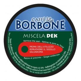 Capsule Borbone Dolce Gusto Compatibili Dek Verde