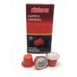 Capsule Nespresso Ginseng Compatibili Ristora