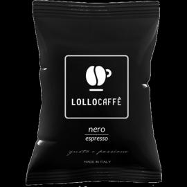 Capsule Lollo Caffè Nero Compatibili Lavazza Espresso Point