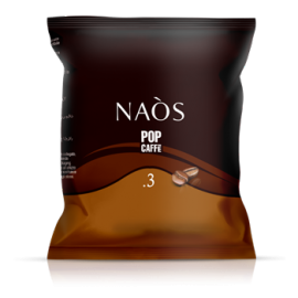 Capsule POP Caffè Compatibili Nespresso Naos Arabico .3