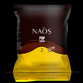 Capsule POP Caffè Compatibili Nespresso Naos Cremoso .2