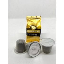 Capsule Nespresso Compatibili Pressò Covim Gold Arabica