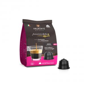 192 Capsule Dolce-Gusto Passione Dolce caffè Lollo Nero