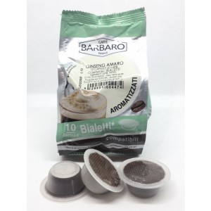 Caffè Bialetti Compatibile Ginseng Caffè Barbaro