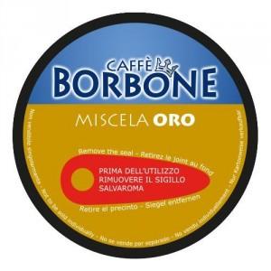 Capsule Borbone Dolce Gusto Compatibili ORO