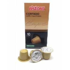 Capsule Nespresso Compatibili Cortado Ristora