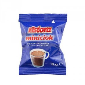 Ristora Miniciok in Capsule Compatibili Lavazza Espresso Point