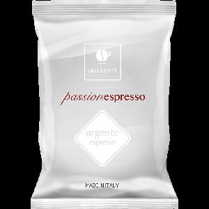 Capsule LOLLO Caffè Nespresso compatibili Passionespresso