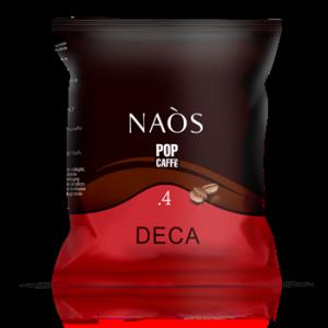 Capsule POP Caffè Compatibili Nespresso Naos Deca .4