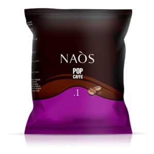 Capsule POP Caffè Compatibili Nespresso Naos Intenso .1