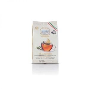 Capsule Gattopardo ToDa tè al limone A Modo Mio