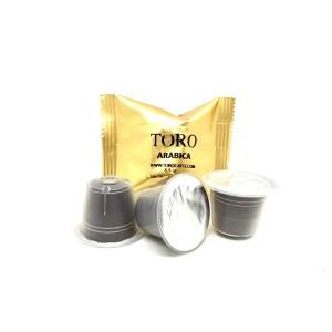 Capsule Nespresso Compatibili Arabica Toro