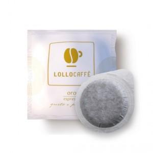 Cialde Lollo Caffè Oro ESE IN CARTA FILTRO